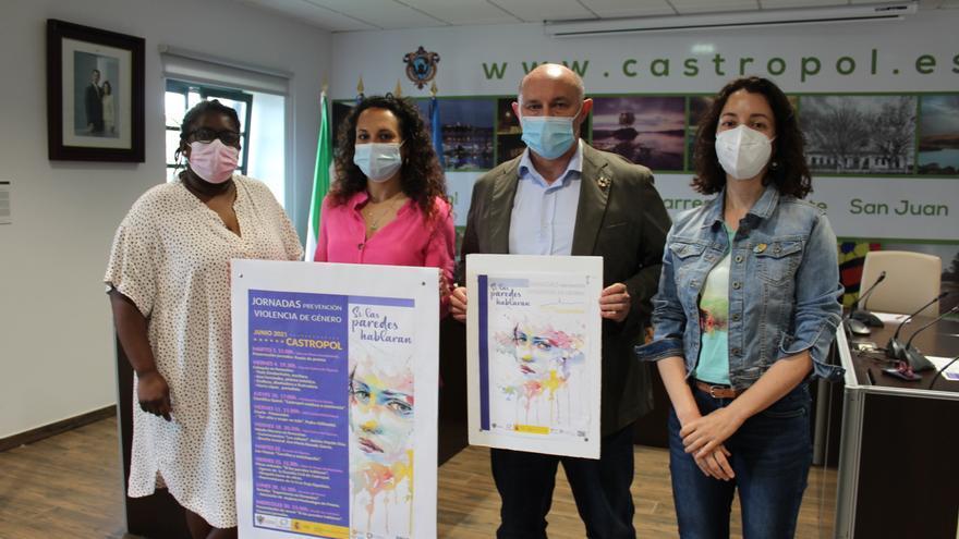 """Castropol estrena """"Si las paredes hablaran"""", unas jornadas para prevenir la violencia de género"""
