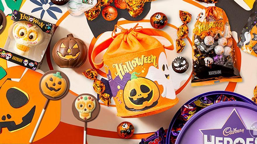 Mercadona endulza Halloween con chocolate y chucherías