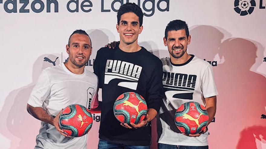 LaLiga presenta el nuevo balón para temporada invernal