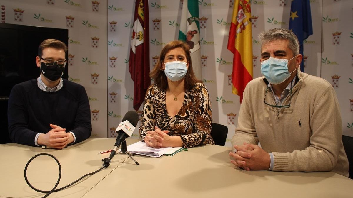 Las obras de la sede de la Agrupación de Cofradías de Baena se reiniciarán el lunes