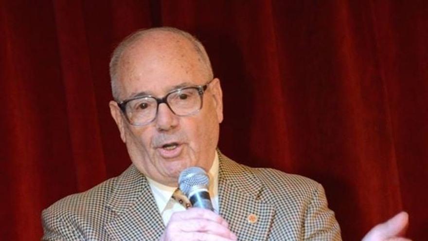 Fallece el periodista lalinense afincado en Argentina José Luis López Garra