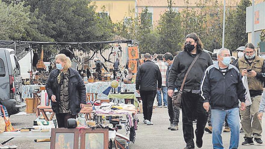 Flohmarkt in Consell ist wieder geöffnet