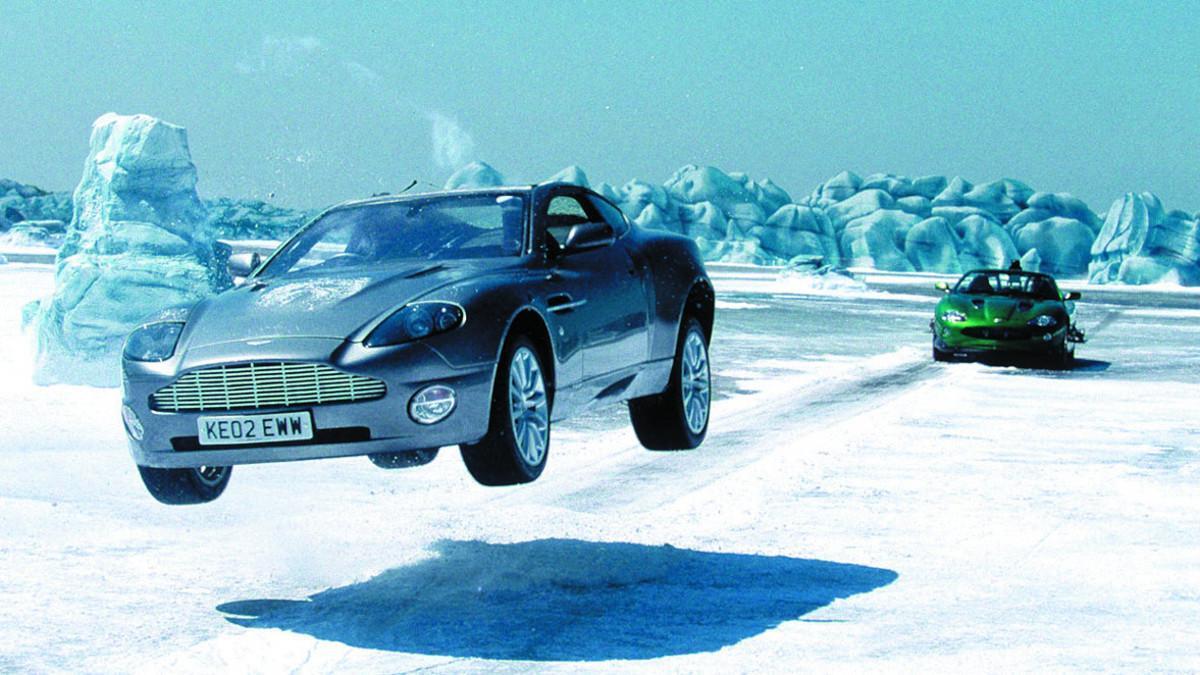 Automóviles y cine: Los coches de James Bond