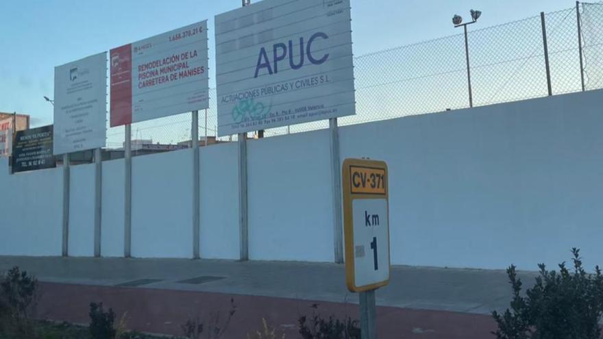El PP logra que Paterna retire carteles de obras ya ejecutadas