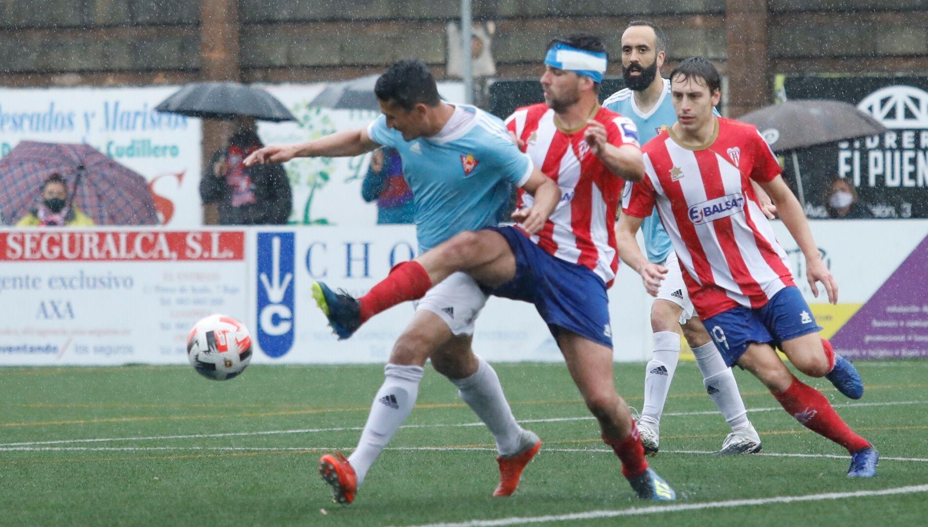 Las mejores imágenes de la jornada de Tercera División: Ceares y Llanera sacan un billete a Segunda RFEF