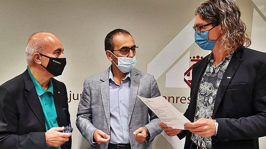 Ajuntament, UPC i FUB es conjuren per dedicar un dia l'any a visibilitzar la recerca