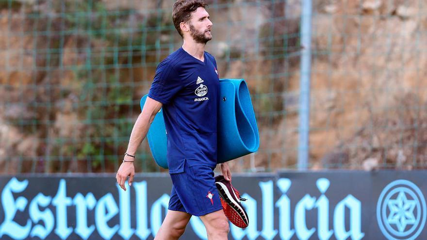El Celta puede volver a hacer caja con Sergi Gómez