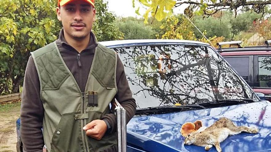 El primer día de caza muestra una temporada regular de conejo y liebre