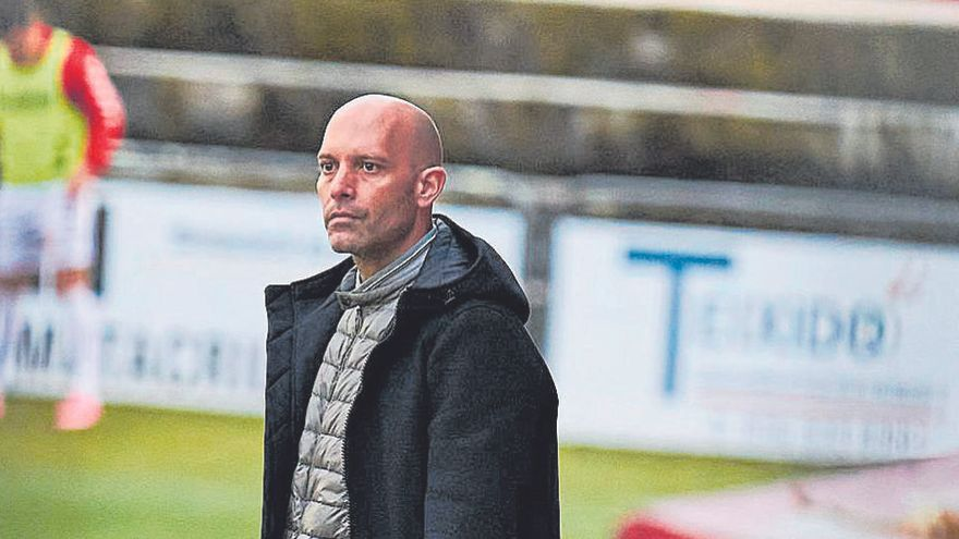 Gabri Garcia deixa de ser entrenador de l'Olot