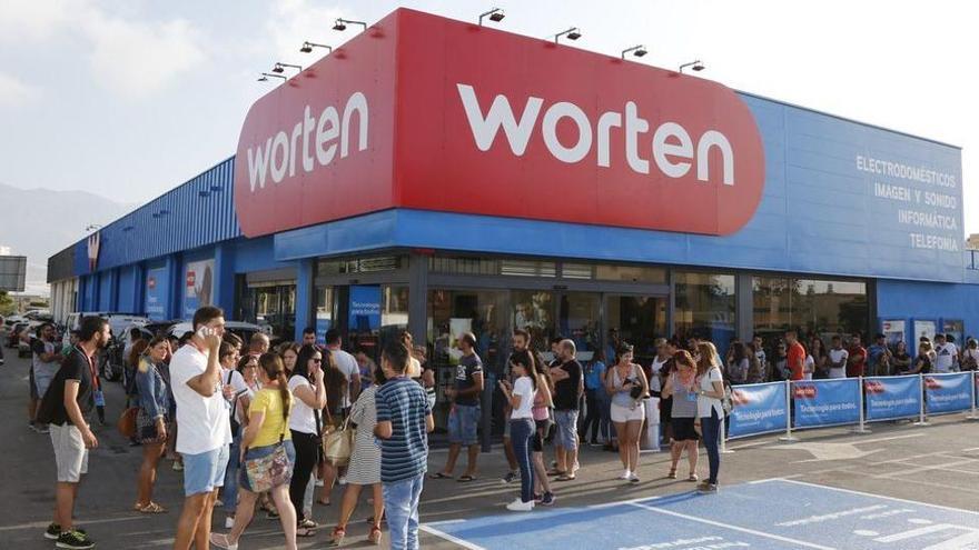 Mediamarkt adquireix les botigues de Worten a Platja d'Aro i Lloret