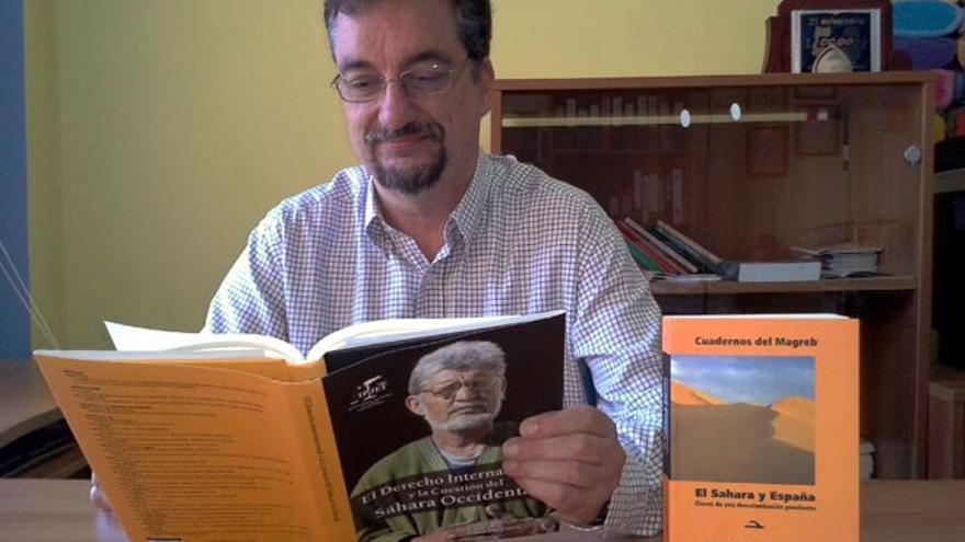 """""""La única solución justa para el Sahara es el referéndum, pendiente desde 1982"""""""