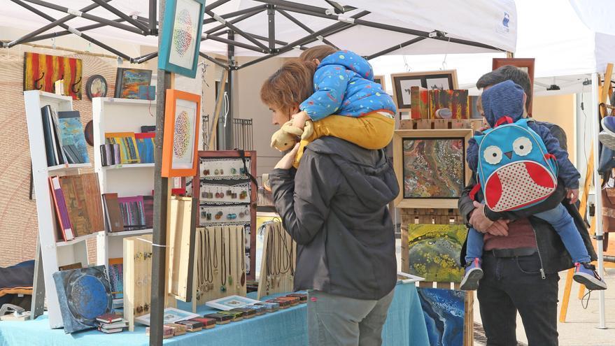 La producció artesanal es reivindica en la primera edició de l'Artífex Market a Manresa