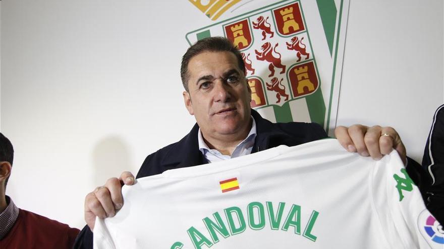 """Sandoval: """"Vamos a perder más partidos de los que vamos a ganar"""""""