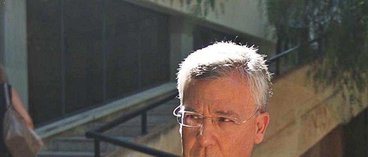 El fiscal jefe, Jorge Rabasa.