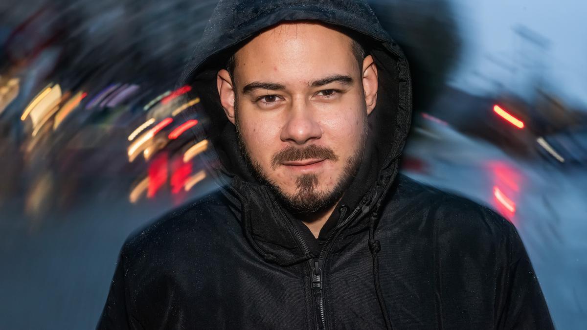 El rapero Pablo Hásel.