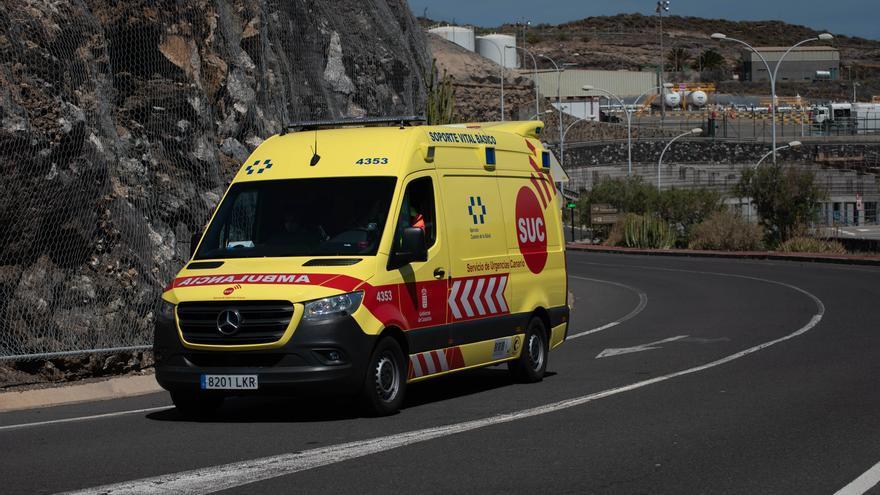 Un niño de ocho años, grave tras ser atropellado en El Hierro