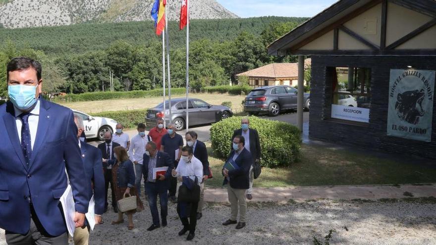 La Junta moviliza 325 millones de euros desde 2016 para el desarrollo del Plan de Dinamización de los Municipios Mineros