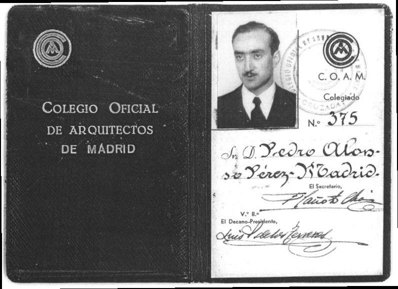 Los arquitectos que cambiaron Vigo: Michel Pacewicz, Antonio Cominges, Francisco Castro-Pedro Alonso y Luis Gutiérrez.