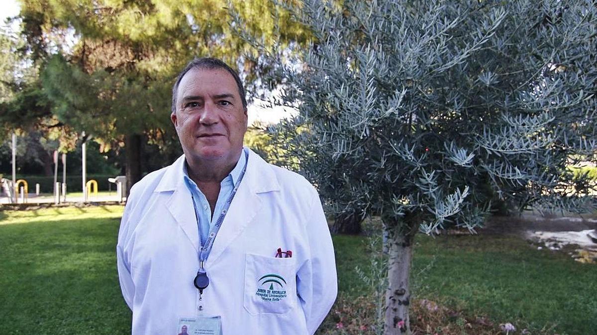 Antonio Rivero.