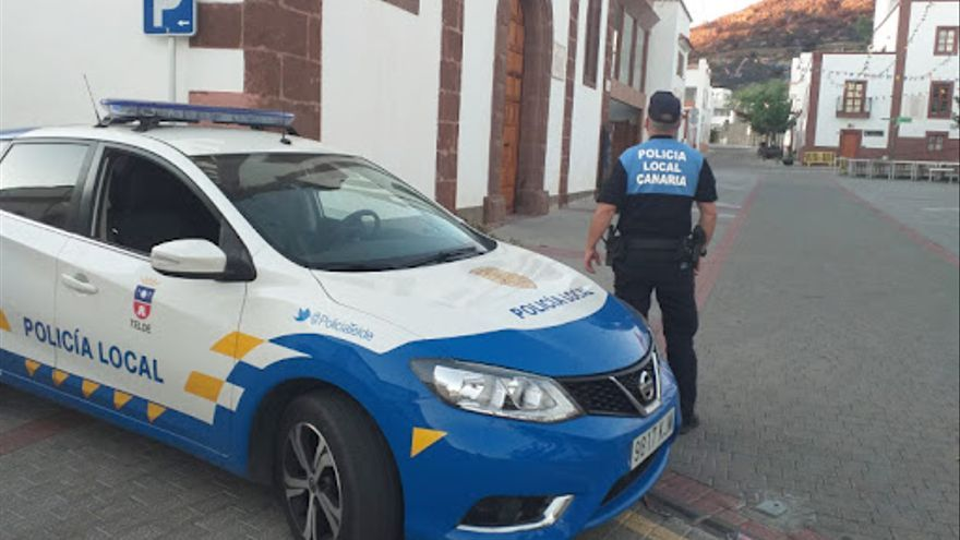 La Policía Local registra 34 infracciones  en la carretera  en una semana