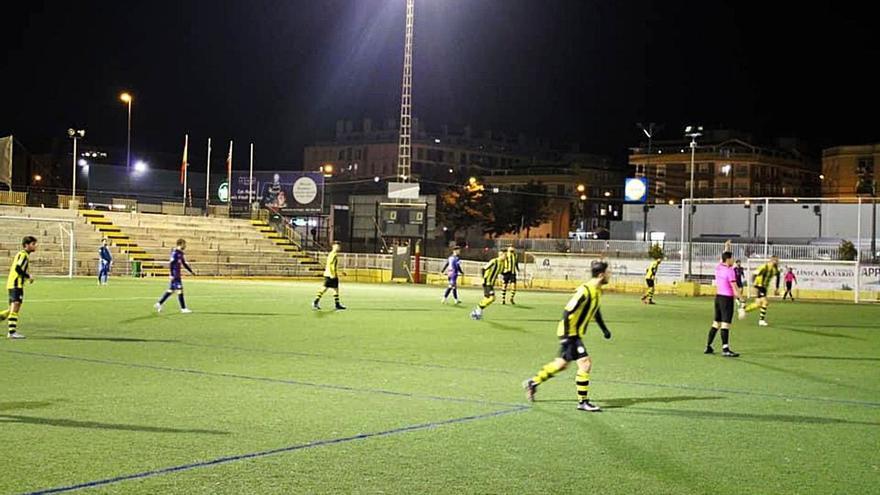 El Alzira vence con  más comodidad de la esperada al Paterna