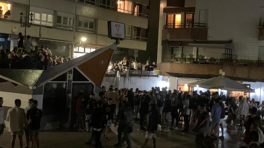El alcalde de Gozón pide más control familiar de los menores en la lucha contra el botellón