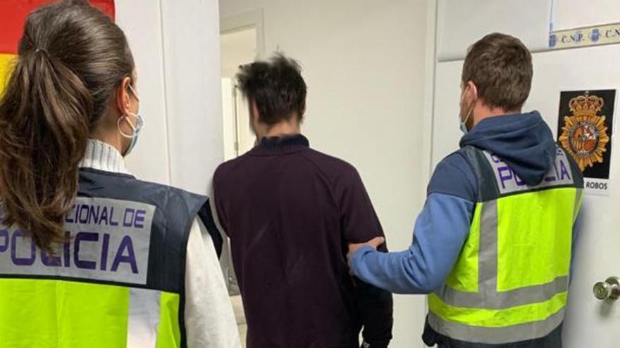 Einbrecher nach Diebeszügen in Palma gefasst
