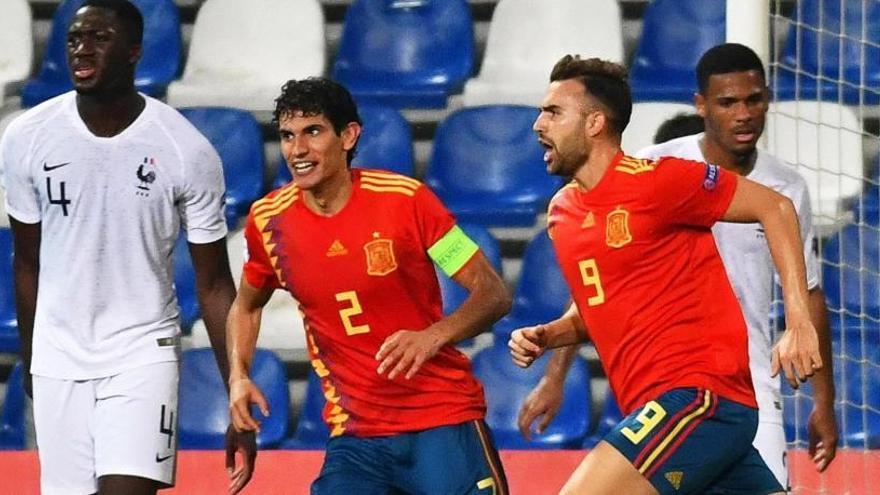 España golea a Francia y se medirá a Alemania en la final