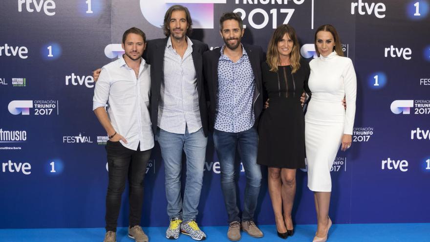 'Operación Triunfo' altera la programación televisiva