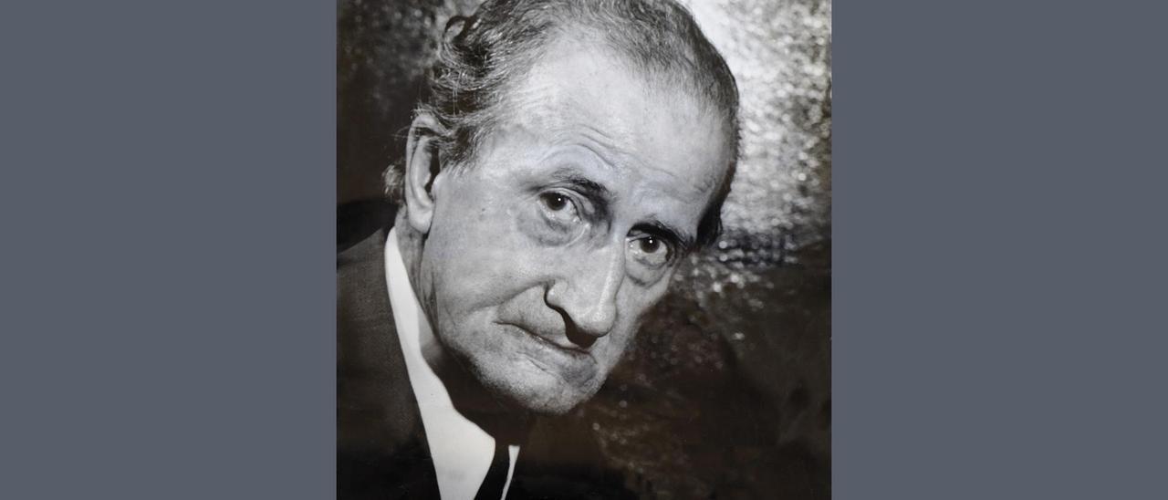 Pio Muriedas en una foto de los años 80.