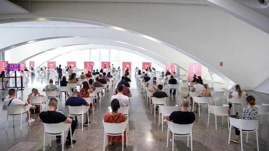 La Comunitat Valenciana registra 748 nuevos casos y 7 fallecidos