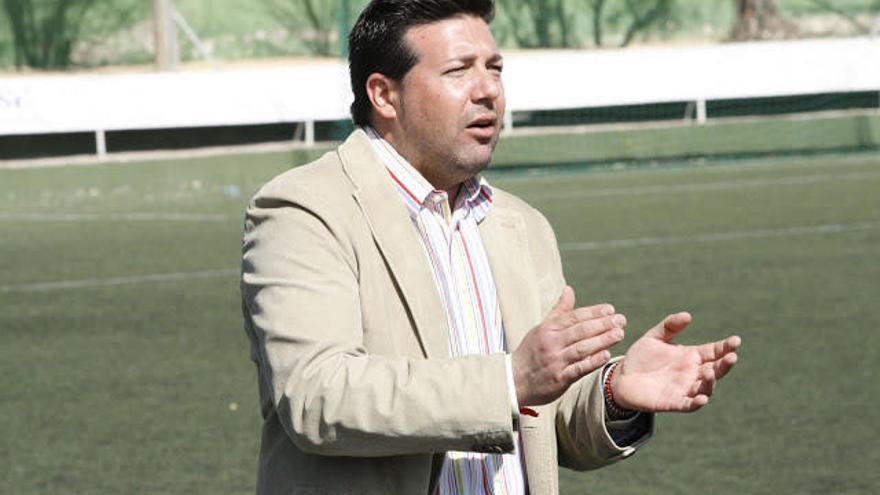 El Eldense comunica a Campillo que no entrenará al conjunto azulgrana