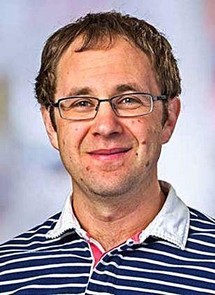 El investigador norteamericano Jesse Bloom