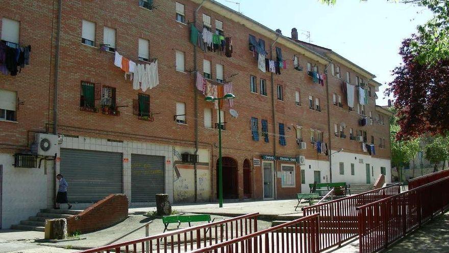 La Junta aprueba obras de eficiencia energética para la Manzana 15 de la barriada Guadalquivir