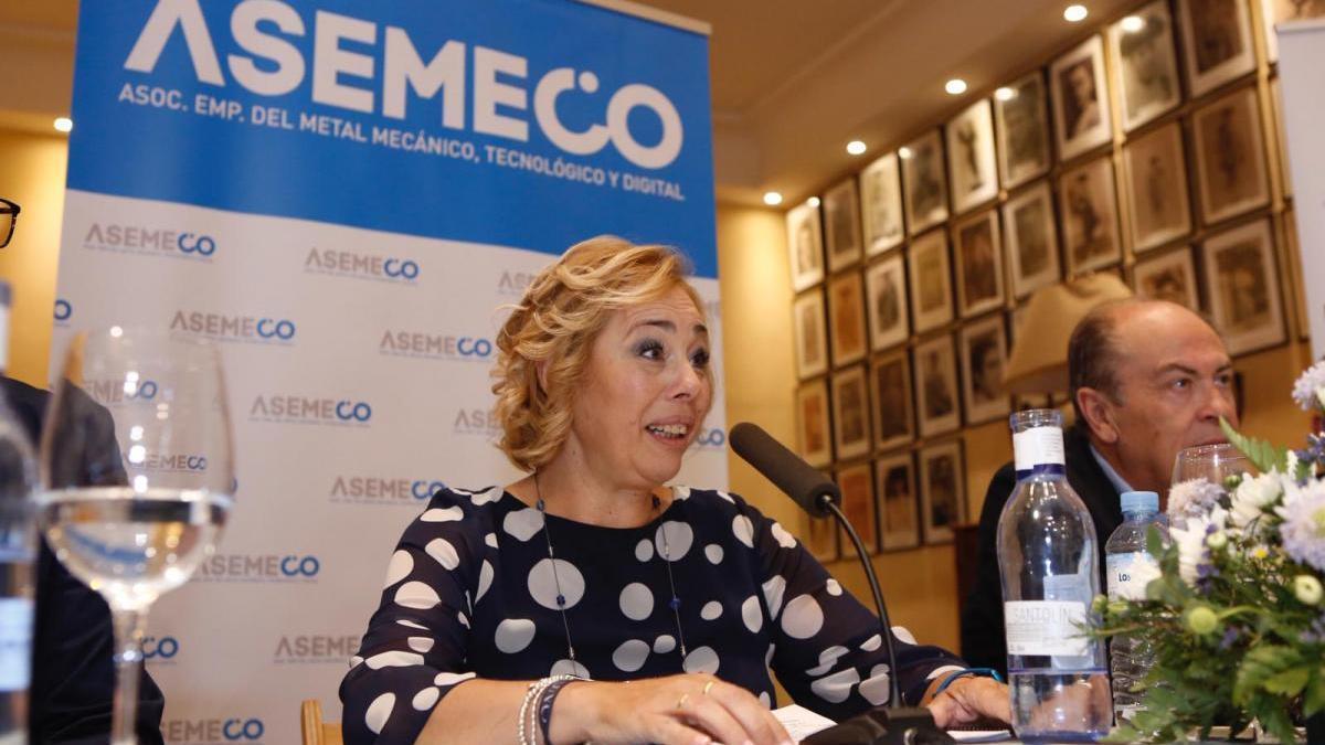 Ascensión Zamora, nueva presidenta de Asemeco