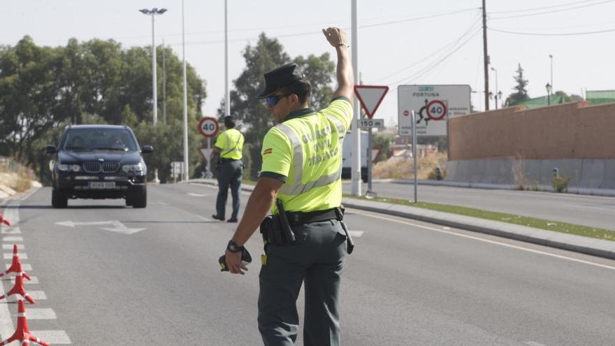 Lesionados de médula concienciarán a los conductores murcianos en los controles de velocidad
