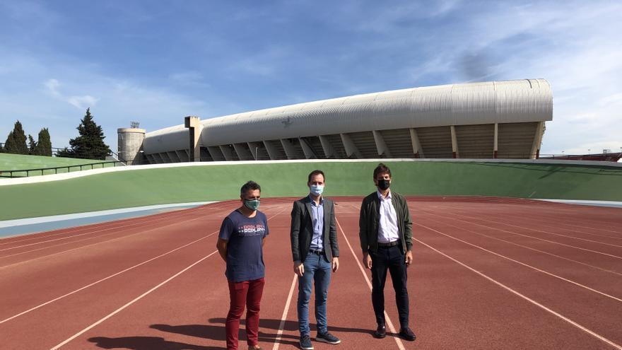El Velódromo de Son Moix abrirá a la ciudadanía por las mañanas y podrá usarse gratuitamente