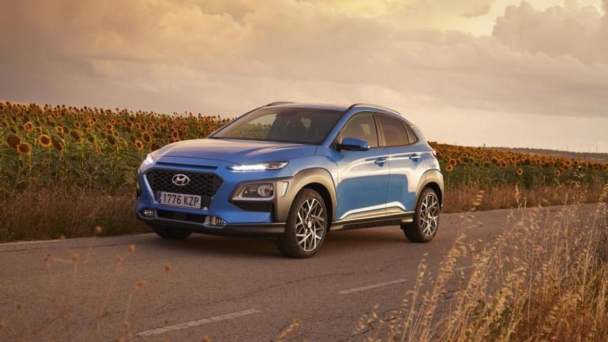 Nuevo Hyundai Kona Hybrid 2019: La saga más eficiente