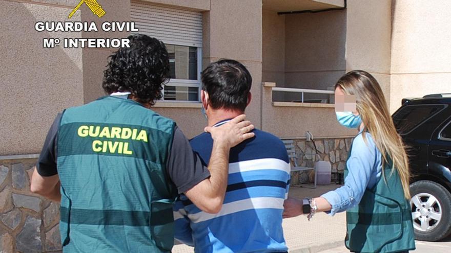 Detenido en Murcia uno de los agresores sexuales más buscados por la Interpol