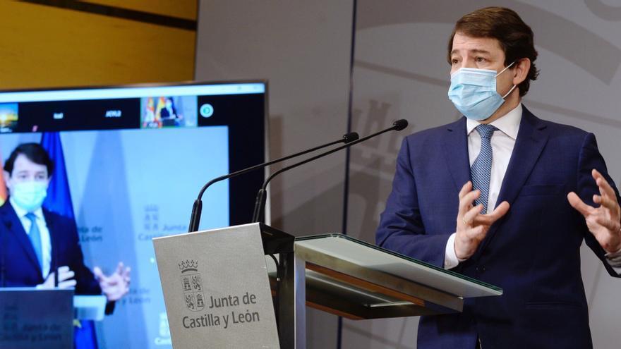 Castilla y León mantiene su decisión de adelantar el toque de queda a las 20 horas