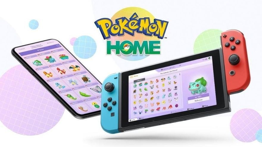 'Pokémon Home' ya está disponible para iOS y Android