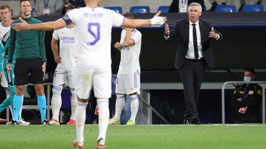 """De Zerbi: """"Ancelotti es una referencia"""""""