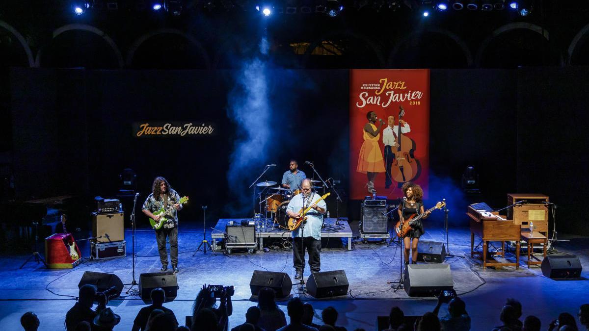 Uno de los conciertos de la pasada edición.