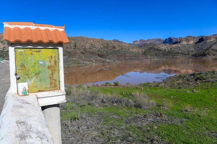 Visita a las presas Cira y Ayacata