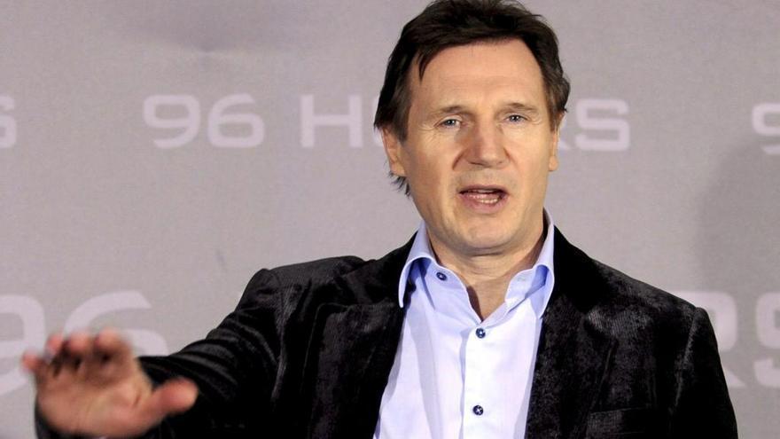 "Liam Neeson explica que trató de matar a un ""negro"" para vengar una violación"