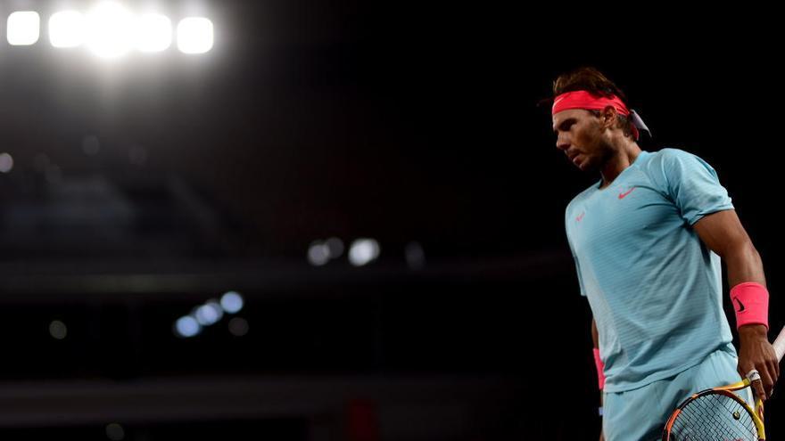 Nadal supera a Sinner y accede a semis en Roland Garros