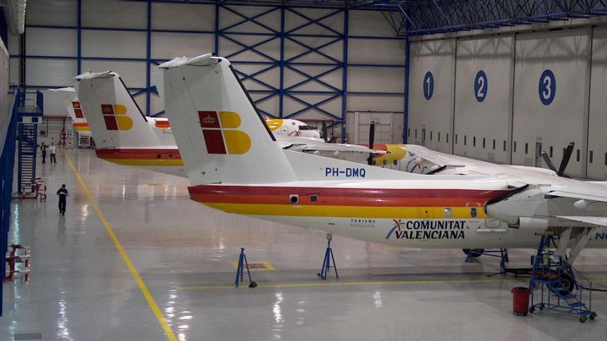 La compañía aérea Air Nostrum elige Oviedo para buscar nuevas incorporaciones a su plantilla