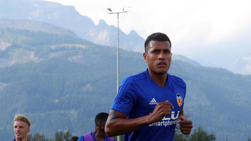 Murillo recupera la sonrisa con Colombia