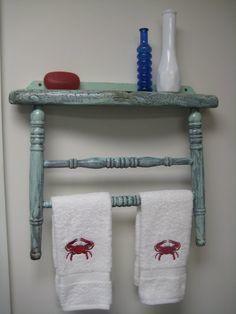 Ideas para reutilizar sillas viejas