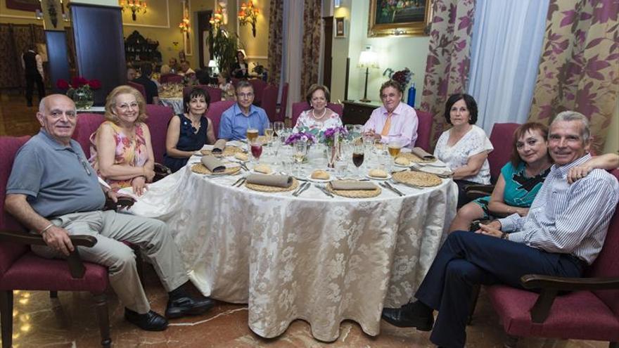 Homenaje en Puerta Sevilla